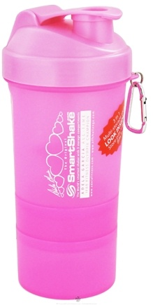 DROPPED: SmartShake - 3 in 1 Multi Storage Shaker BPA Free Adela Garcia Edition - 20 oz. CLEARANCE PRICED