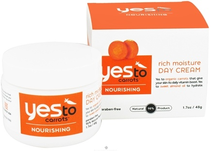 DROPPED: Yes To - Carrots Rich Moisture Day Cream - 1.7 oz. CLEARANCE PRICED