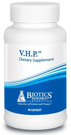 DROPPED: Biotics Research - V.H.P. - 90 Capsules CLEARANCE PRICED