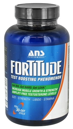 ANS Performance - Fortitude Test Boosting Phenomenon - 120 Capsules CLEARANCE PRICED