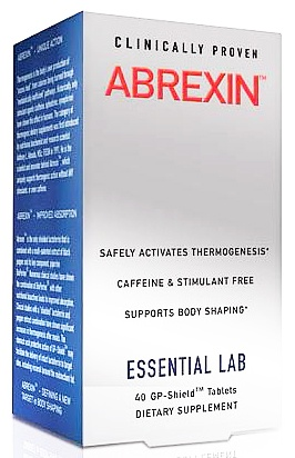 DROPPED: The Winning Combination - Abrexin - 40 Tablets