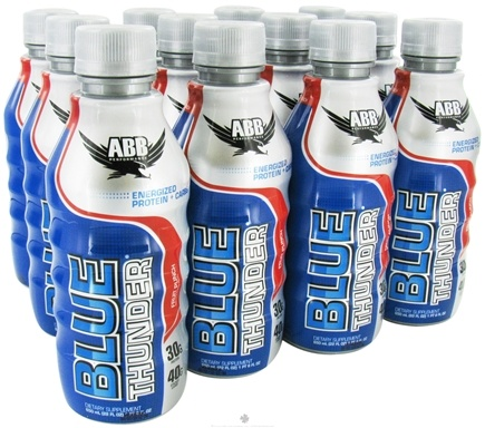 ABB Performance - Blue Thunder Total Recovery Supplement - 22 oz.