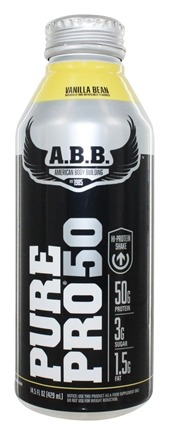 ABB Performance - Pure Pro 50 Vanilla Bean - 14.5 oz.