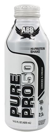 ABB Performance - Pure Pro 50 Cookies & Cream - 14.5 oz.