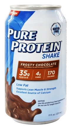 Pure Protein - Shake Frosty Chocolate - 11 oz.