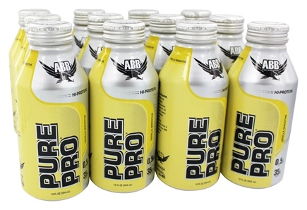 ABB Performance - Pure Pro Vanilla Smoothie - 12 oz.