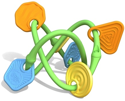 DROPPED: Green Toys - My First Twist Teether Ages 0+
