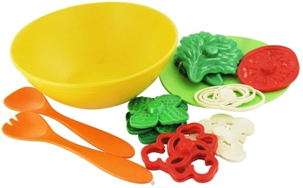 DROPPED: Green Toys - Salad Set Ages 2+