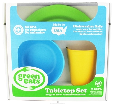 DROPPED: Green Eats - Tabletop Set - CLEARANCE PRICED