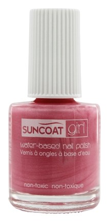 DROPPED: Suncoat - Girl Water-Based Nail Polish Ballerina Beauty - 0.27 oz.
