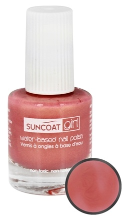 DROPPED: Suncoat - Girl Water-Based Nail Polish Eye Candy - 0.27 oz.