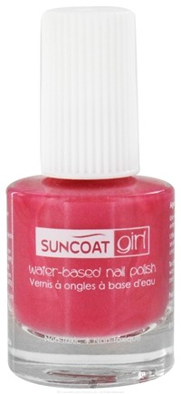 DROPPED: Suncoat - Girl Water-Based Nail Polish Forever Fuchsia - 0.27 oz.
