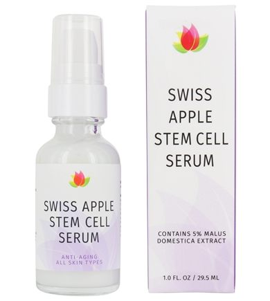 Reviva Labs - Stem Cell Booster Serum with Uttwiler Spatlauber Swiss Apple Stem Cells - 1 oz.