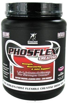 DROPPED: Betancourt Nutrition - Phosflex Creatine Pro Grade Sugar Free Watermelon - 2.5 lbs. CLEARANCE PRICED