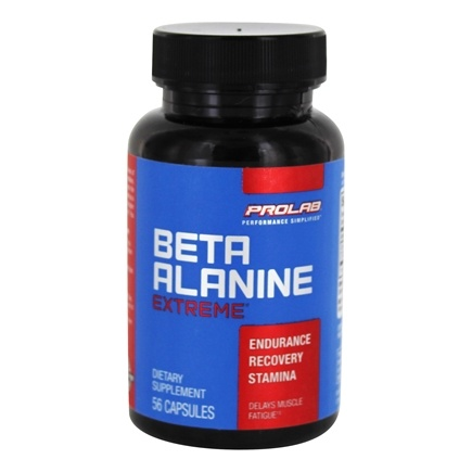 DROPPED: Prolab Nutrition - Beta Alanine Extreme - 56 Capsules CLEARANCE PRICED