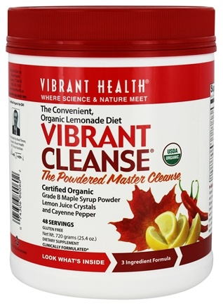 Vibrant Health - Vibrant Cleanse Lemonade Diet - 25.4 oz.