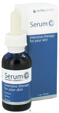 DROPPED: Nutraceutics - Serum C - 1 oz. CLEARANCE PRICED