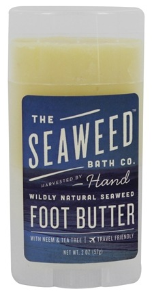 DROPPED: Seaweed Bath Company - Wildly Natural Seaweed Foot Butter - 2 oz.