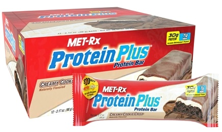 DROPPED: MET-Rx - Protein Plus Protein Bar Creamy Cookie Crisp - 3.17 oz.