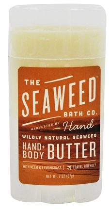 DROPPED: Seaweed Bath Company - Wildly Natural Seaweed Hand & Body Butter - 2 oz.