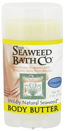 DROPPED: Seaweed Bath Company - Wildly Natural Seaweed Body Butter Unscented - 2 oz.
