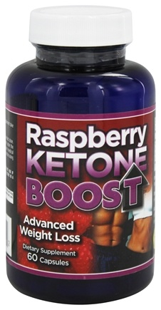 Gold Star Nutrition - Raspberry Ketone Boost - 60 Capsules