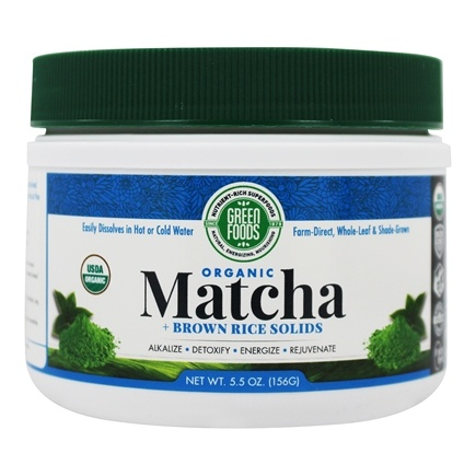 Green Foods - Matcha Green Tea - 5.5 oz.