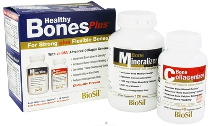 DROPPED: Natural Factors - Healthy Bones Plus Kit - CLEARANCE PRICED