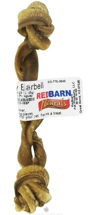 DROPPED: Redbarn - Natural Mini Barbell Dog Chew - 5 in. CLEARANCE PRICED