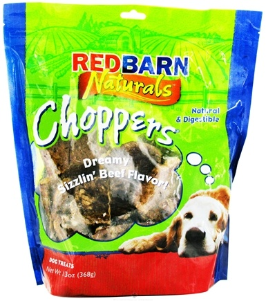 DROPPED: Redbarn - Natural Choppers Dog Chews - 13 oz.