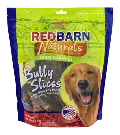 Redbarn - Natural Bully Slices Dog Chews - 9 oz.