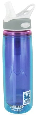 DROPPED: CamelBak - Eddy Insulated Water Bottle BPA Free Lavender - 0.6 Liter(s)
