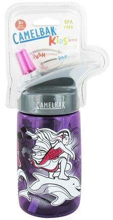DROPPED: CamelBak - Kids BPA Free Plastic Bottle Sea Fairies - 0.4 Liter(s)