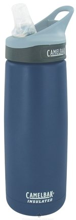 DROPPED: CamelBak - Eddy Insulated Stainless Steel Water Bottle BPA Free Navy - 0.5 Liter(s) CLEARANCE PRICED