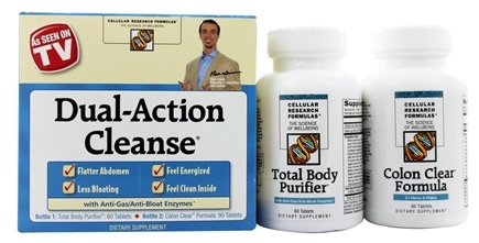 Applied Nutrition - Dual Action Cleanse Kit