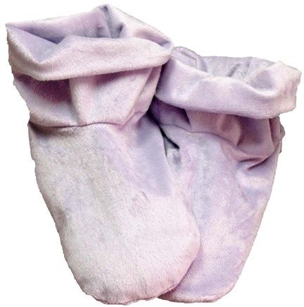 Herbal Concepts - Herbal Comfort Booties - Lavender