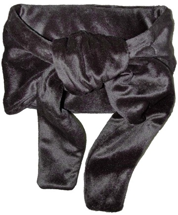Herbal Concepts - Herbal Comfort Lumbar Wrap - Black