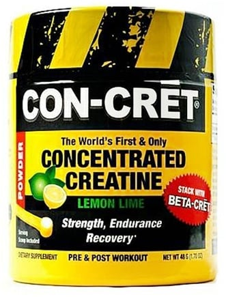 DROPPED: Promera Health - Con-Cret Concentrated Creatine 48 Servings Lemon Lime 750 mg. - 2 oz. CLEARANCE PRICED