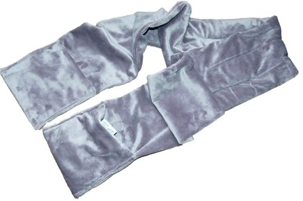 Herbal Concepts - Herbal Comfort Warming Scarf - Charcoal