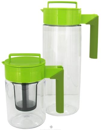DROPPED: Takeya USA - Flash Chill Iced Tea Maker (24 oz.) and Chilling Pitcher (2 qt.) - CLEARANCE PRICED