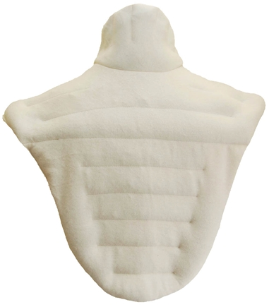 Herbal Concepts - Organic Herbal Comfort Vest - Cream
