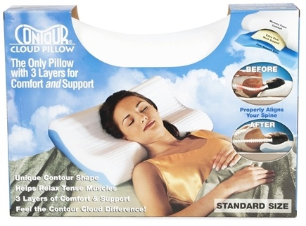Contour Products - Cloud Pillow