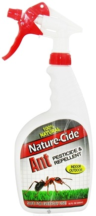 DROPPED: Nature-Cide - Ant Pesticide and Repellent - 32 oz. CLEARANCE PRICED