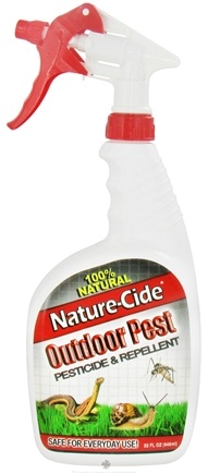 DROPPED: Nature-Cide - Outdoor Pest Pesticide and Repellent - 32 oz. CLEARANCE PRICED