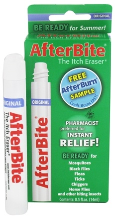 DROPPED: After Bite - The Itch Eraser Original Formula - 0.7 oz.