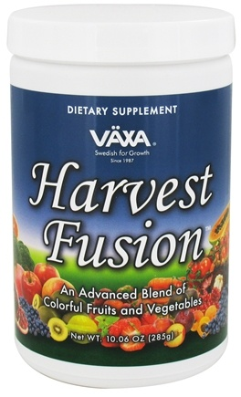 DROPPED: Vaxa - Harvest Fusion Fruit & Vegetable Drink Mix - 10.06 oz. CLEARANCE PRICED