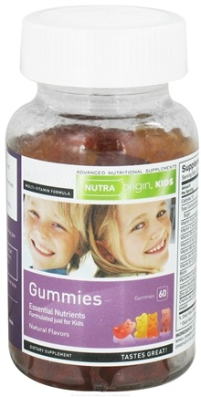 DROPPED: Nutra Origin - Multi Today Gummies for Kids - 60 Gummies