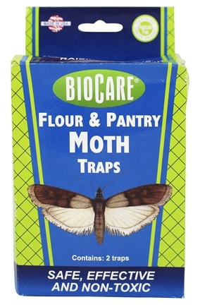 SpringStar - BioCare Flour and Pantry Moth Trap - 2 Traps