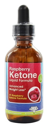 OxyLife Products - Raspberry Ketone Liquid Formula - 2 oz.