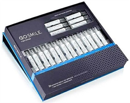 DROPPED: Go Smile - Smile Whitening System - 20 Ampoules